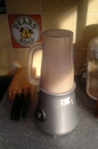 Picture of food blender