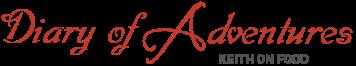 Keith on Food Logo