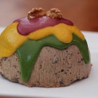 Raw, Sugar-free, Gluten-free, Vegan Christmas Pudding