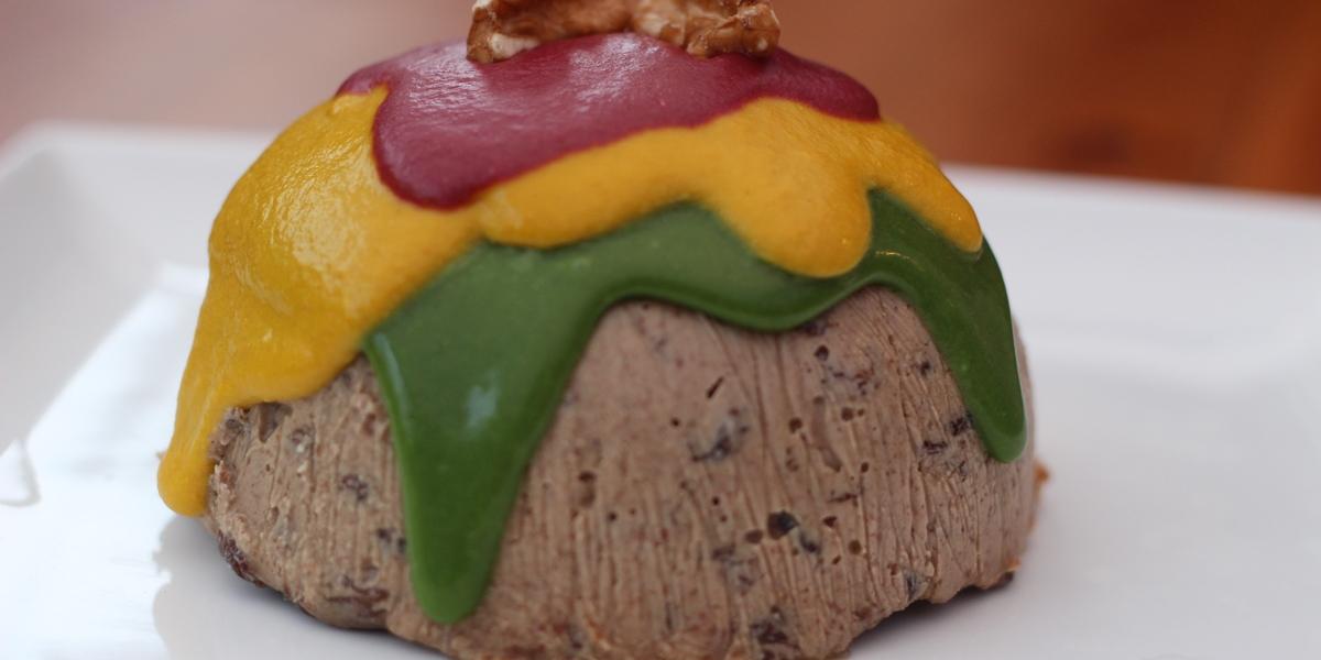 Christmas recipes keith on food raw sugar free gluten free vegan christmas pudding forumfinder Images